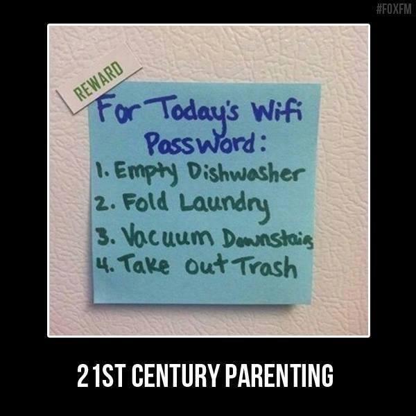 parenting wifi