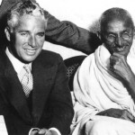 charlie and gandhi