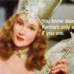 good witch karma
